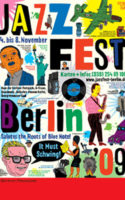 Poster for Jazzfest Berlin 2009