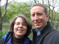 Jennifer Peabody, associate publisher, and Scott Menhinick, editor/publisher, of JazzDIY.com