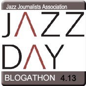 Jazz Day Blogathon logo