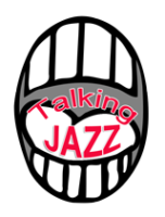 Talking Jazz logo