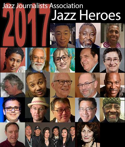 2017 JJA Jazz Heroes group image